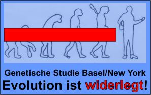 Evolution widerlegt-Logo1